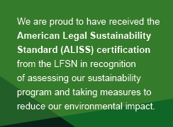 ALISS Certification