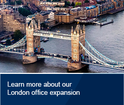 London Office Expansion