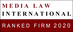 Cahill Recognized as a Top Firm by Media Law International