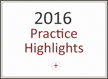 Practice Highlights 2016