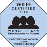 Cahill Recognized as Gold Standard Firm by Women in Law Empowerment Forum