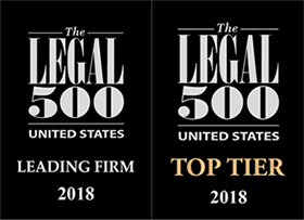 Cahill Ranked Among the Nation's Elite Law Firms by The Legal 500 2018