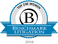 Benchmark Litigation Names Cahill Partners Among Top 250 Women in Litigation 2018