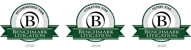 Fourteen Cahill Partners Recognized by Benchmark Litigation